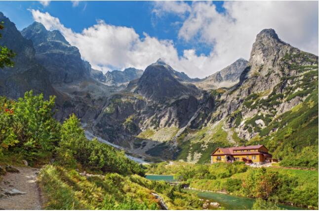 The unspoilt nature of Slovakia charms