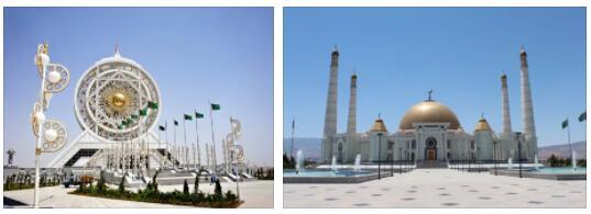 Top Sights Near to Ashgabat